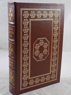 THE EASTON PRESS  Ultra Goes to War Ronald Lewin Leather Bound Very Good