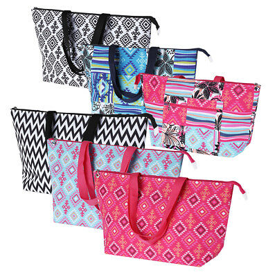 BN 4 Pocket Beach bag with attached zipped pouch beach accessories Swimming