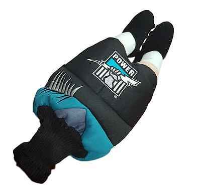 Afl Driver Head Cover - Official Afl Merchandise - Port Adelaide - New!