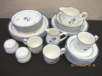 Vintage China Keltcraft BLUE CHINTZ (Design by Noritake) Ireland - by the piece