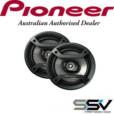 Pioneer TS-F1634R 200 Watt 6.5 Inch  Speakers TSF1634R