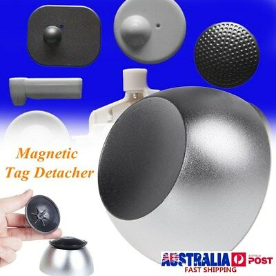 EAS 10000gs Magnetic Golf Clothes Tag Detacher Magnet Security Remover Key Lock