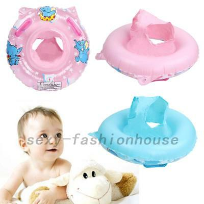 Baby Kids Swimming Inflatable Ring Seat Float Raft Chair Beach Pool Toy UK