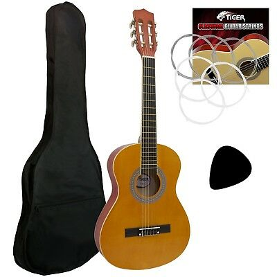 1/2 Size Classical Guitar Beginners Complete Starter Kit