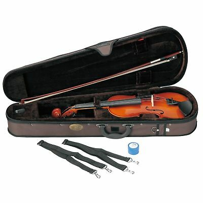 Standard Violin Outfit 1/8 Size Black Hardwood Fingerboard and Pegs