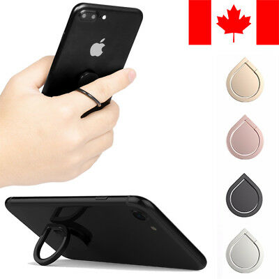 Finger Ring Mount Stand Holder For Iphone Ipad Cellphone Lg Samsung Galaxy