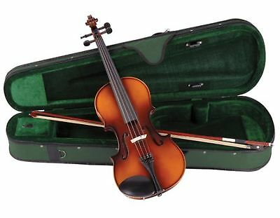 Debut ACV31 Three Quarter Violin Outfit Double Purfling Lightweight Tailpiece