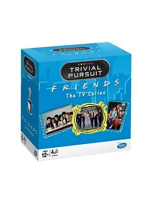 Friends Trivial Pursuit Board Game
