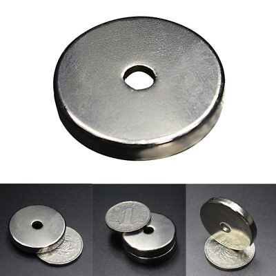 Ndfeb Super Strong Magnets Round / Block Magnets Earth Neodymium N35/N52
