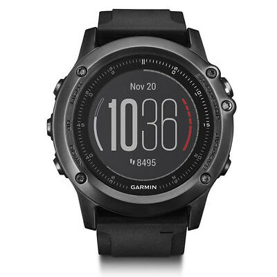 Garmin FixIX 3 sapphire Multi Sport Training GPS watch,