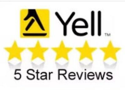 10x 5* Yell Review