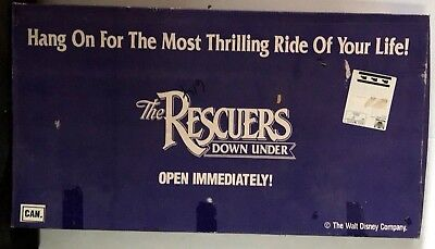 Disney The Rescuers   Large Standee