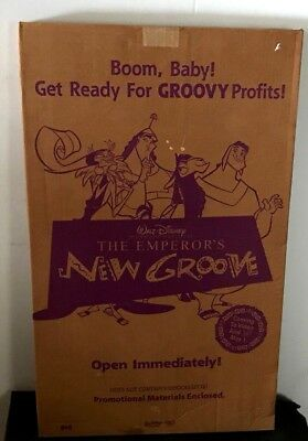 Disney The Emperor's New Groove  Large Standee