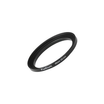 Fotodiox Metal Step Up Ring Filter Adapter, Anodized Black Aluminum 49mm-55mm...