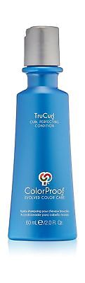 ColorProof Evolved Color Care Trucurl Curl Perfecting Conditioner, 2 Fl Oz
