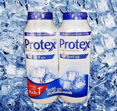 Protex Powder Icy Cool Cooling Body Prickly Heat Talc Icy Talcum Fresh Men 280g