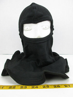 Flame Resistant Black Welding Hood Knit Carbon Classic Chicago Free Shipping T