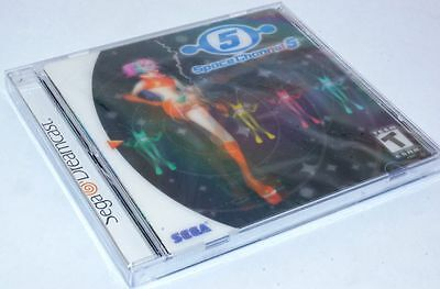 Sega Dreamcast Space Channel 5 - Brand New Factory Sealed