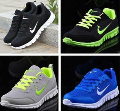 Mens And Boys, Sports Trainers Running Gym Sizes Uk5.5-11.5 Fashion 1088