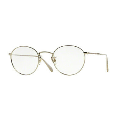 Occhiali Eyewear Oliver Peoples 1186 COLERIDGE 5036 Silver 47 + Hoya Lens Clear