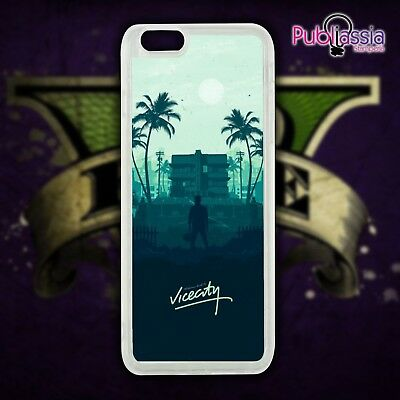 GTA 5 Cover Smartphone custodia IPhone Samsung Huawei 2 vice city ps4 xbox game