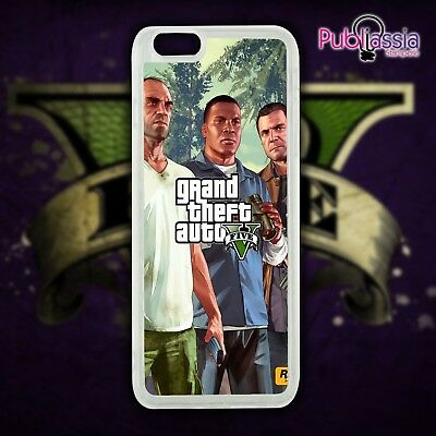 GTA 5 Cover Smartphone custodia IPhone Samsung Huawei 9 vice city ps4 xbox game