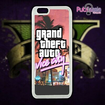 GTA 5 Cover Smartphone custodia IPhone Samsung Huawei 15 vice city ps4 xbox game