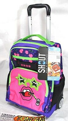 maxi trolley SHOUT Bags & Supplies, novità scuola 2018-2019 trolley and backpack