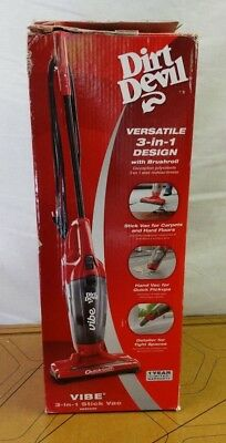 New Dirt Devil Vibe 3 In 1 Bagless Stick Vacuum Sd20020 Free