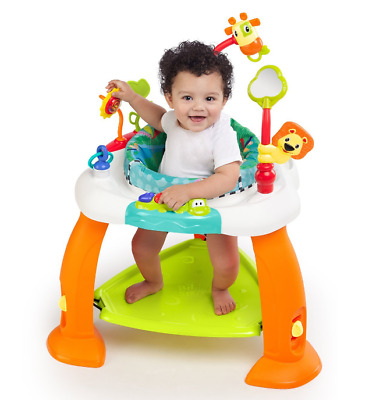 Baby Seat Bouncer Jumper Jumping Exerciser Child Infant Learning Activity Center