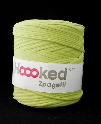 Hoooked FuzzilliXL Yarn 130m Crochet Knitting Aqua Blue