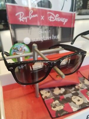 dc63f0893c1 Ray Ban Mickey Mouse Sunglasses polarized Sunglass Hut Disney Springs FL