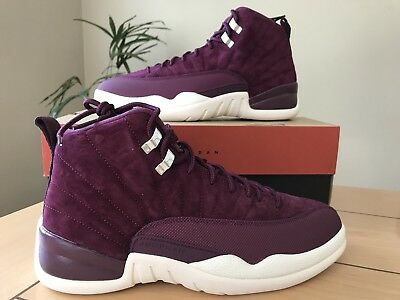 ... coupon code air jordan 12 retro bordeaux 130690 617 mens shoe size 9.5  45acd 8671d 341c8502e