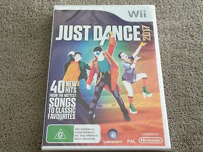 Just Dance 2017 /wii - NintendoWii | Brand New | Free Delivery