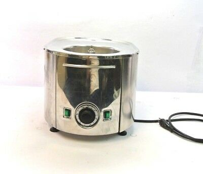 Musso L1 Lussino Ice Cream Maker, Chills great, Bad Timer