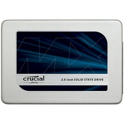 "Crucial MX500 500 GB 2.5"" Internal Solid State Drive - SATA  CT500MX500SSD1"