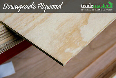 NEW Plywood Sheets 19mm x 2400x1200 - DIY Budget Board Hoarding SYDNEY PICK-UP