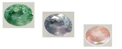 Alexandrite Antique 19thC Russia Natural ¼ct Color-Change Genuine Handcrafted