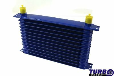 SPORT OIL COOLER CN-OC-013 AN10 BLUE RACE 300x100x50