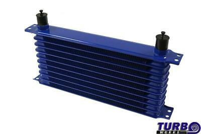 SPORT OIL COOLER CN-OC-015 AN10 BLUE RACE 300x70x50