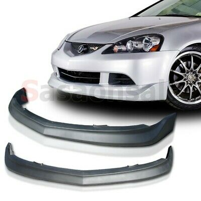 Made for 2005-2006 ACURA RSX DC5 Mugen Style JDM Front Bumper Lip - PU