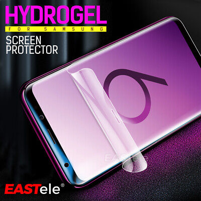 EASTele HYDROGEL AQUA FLEX Screen Protector for Samsung Galaxy S9 S8 Plus Note 9