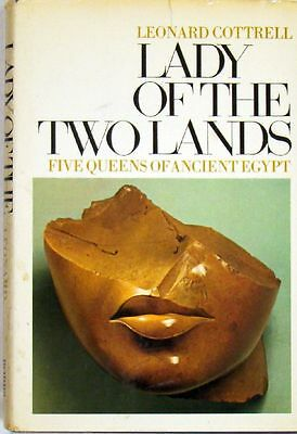 Lady Of The Two Lands - Leonard Cottrell