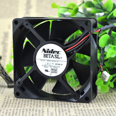 20For NIDEC D08A-24TS2 01 Graphics card cooling fan DC24V 0.23A 2Pin