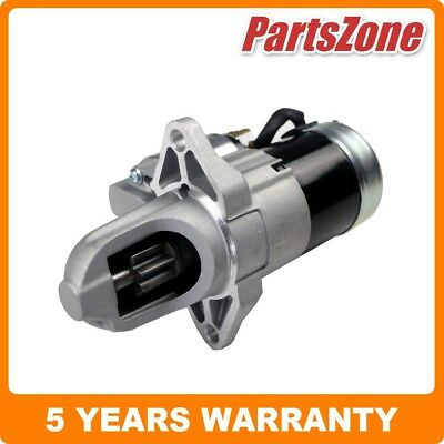 Starter Motor Fit for Subaru Impreza Forester Liberty Outback Manual Trans