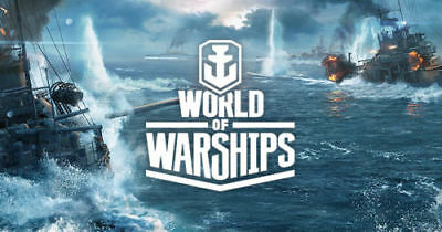 World of Warships Super Unique Account, 2,5mil free XP, e.t.c/World of Tanks