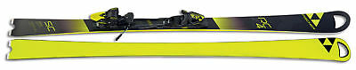 FISCHER Ski RC4 WC SC RT YELLOW BASE + RC4 Z12 PR Bindung P06617 Saison 17 / 18