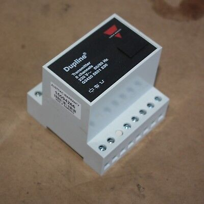 Dupline Transmitter Digital Signal 8x Channels 5A/250VAC G34205501230 DIN RAIL