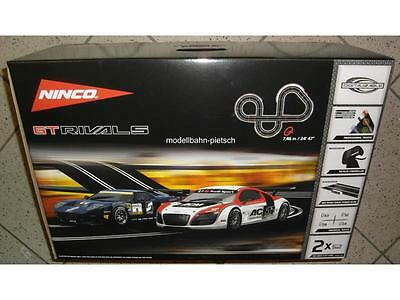 "NINCO 20152 ""GT RIVALS Set mit jeweils 1x Audi R8 & Ford GT in 1:32"", neu, OVP"