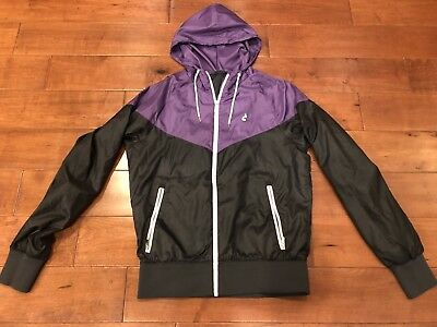 MEN'S NIKE WINDRUNNER Jacket purple black s Nike windbreaker